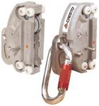 sliding fall arrester EN-353-1 | CRESTO TWINSTOP 7089 Cresto Safety Ab