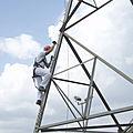 fall-arrest lifeline / for working at heights - NF EN 353-2   VERTILINE