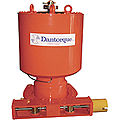 hydraulic actuator / linear / for marine applications - DTU, DTUS