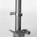 hydraulic actuator / linear / single-acting / for medical applications - max. 380 mm, max. 4.5 kN