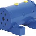 hydraulic actuator / rotary / mobile - 210 bar, 8 000 Nm, 360° | M-DA-H-F1