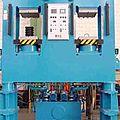 vulcanization press - 300 t