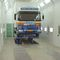 enclosed spray booth / for vehicles / wet paint