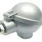 Aluminum connection head / for temperature sensors / IP68 H-BUZ-S series Temperature Technology Ltd