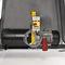 horizontal bending machine / motorized / hydraulic / for flat profiles