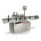 automatic labelling machine / for self-adhesive labels / for bottles / linear array