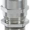 Explosion-proof cable gland / nickel-plated brass / IP68 / IP69 EMSKE series WISKA