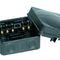 wall-mounted junction box / halogen-free / IP66 / polypropylene