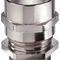 Nickel-plated brass cable gland / IP68 / IP69 / halogen-free EMSKV series WISKA Hoppmann GmbH