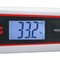 probe thermometer / NTC / with LCD display / portable