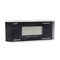 2-axis inclinometer / digital / with LCD display / for angle measurement