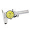 Dial caliper / stainless steel / shock-proof SHAHE/5105-150A 0-150mm 0.01mm ±0.02mm/Dial Caliper Wenzhou Sanhe Measuring Instrument Co., Ltd