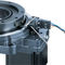 rotary actuator / electric / hollow-shaft