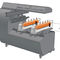 multi-head through-feed boring machine / for woodworking