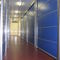 roll-up door / steel / stainless steel / fabric