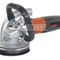 electric sander / disc / grinder / with dust collector