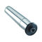 revolving centering taper / for pipes / with cylindrical shaft