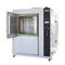 climatic test chamber / thermal shock / stainless steel / vertical