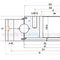 Slewing ring without teeth / ball / single-row / four-point contact WD-06 series Xuzhou Wanda Slewing Bearing Co., Ltd.