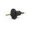 electric slip ring / capsule / compact / with gold contacts