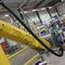 articulated robot / spot welding / laser welding / stacking