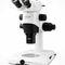 laboratory stereo microscope / optical / binocular / trinocular