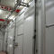sliding door / industrial / for cold storage warehouses / automatic