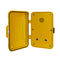 Vandal-proof telephone / weather-resistant / analog / with protection door JR102-2B J&R Technology Ltd