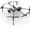 hexarotor UAV / for industrial applications / carbon fiber / foldable