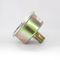 analog pressure gauge / Bourdon tube / for gas / stainless steel