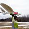 Fixed-wing UAV / carbon fiber / mapping Aeromapper TALON Aeromao
