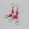 ring solderless terminal / nylon-insulated / PVC-insulated / copper
