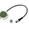 Absolute rotary encoder / Hall effect / CANopen / with SSI interface RTE100 TSM SENSORS SRL