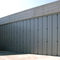 folding door / galvanized steel / industrial