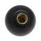 threaded knob / ball / stainless steel / aluminium
