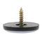 furniture foot / PTFE / screw-in