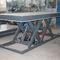 tandem scissor lift table / hydraulic / loading / for heavy loads