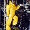 work coveralls / chemical protection / neoprene / breathable
