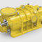 gas compressor / fixed / screw / process