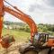 medium excavator / crawler / Tier 3 / construction