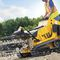 chain trencher / tracked / ride-on