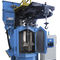 rotating table shot blasting machine / hook / suspended load / for metal