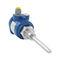 vibrating rod level switch / electromechanical / electronic / for bulk materials