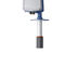 water level gauge / for slurry / bulk products / weight and cable