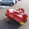 forklift truck sweeper / hydraulic