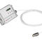 digital pyrometer / stationary / compact / miniature