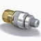 push-to-lock fitting / straight / pneumatic