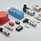 inductive proximity sensor / cylindrical / IP67 / amplified