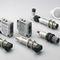polarized retroreflective photoelectric sensor / cylindrical / red light / polarized