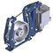 drum brake / spring / electro-hydraulic / adjustable